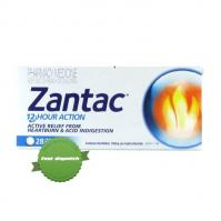 Buy Zantac Relief Tablets 28