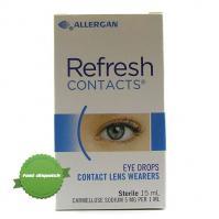Buy Refresh Contacts Eye Drops -