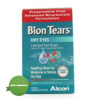 Bion Tears Lubricant Eye Drops -