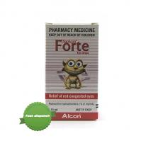 Buy Naphcon Forte Eye Drops 15ml -