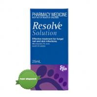 Buy Resolve Fungal Treatment Solution 25ml - Ships Fast