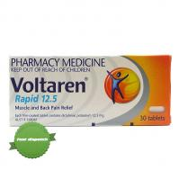 Buy voltaren rapid tabs 25mg 30 - Speedy Dispatch