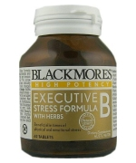 Buy Blackmores Executive B Stress Formula 62 tablets -