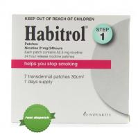Buy habitrol patches step 1 7 pack -