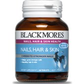 Buy Blackmores Nails Hair and Skin 60s -