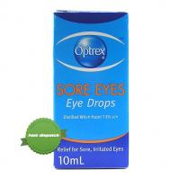 Buy Optrex Sore Eyes Eye Drops 10ml -