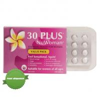 Buy 30 Plus NuWoman Natural Hormone Support 120 Tablets
