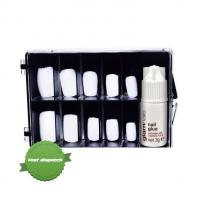 Buy Manicare Glue On Nail Kit 100