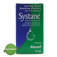 Buy Systane Eye Drops 15ml overnight courier anywhere in NZ