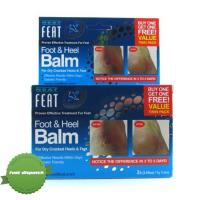Neat Feat Foot and Heal Balm 2 for 1 Price -