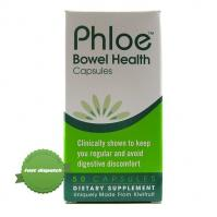 Buy Phloe Healthy Bowel 50 Capsules - Speedy Dispatch