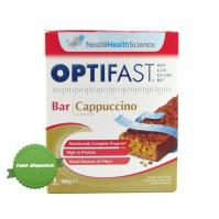 Optifast Cappuccino Bars 6 Pack From Pharmacy Christchurch -