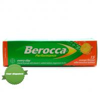 Buy Berocca Performance Orange 15 Effervescent Tablets