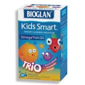 Buy Bioglan Kids Smart Fish Trio 60s
