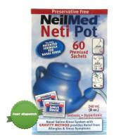 Buy Sinus Rinse Neti Pot and Sachets online - Ships Fast