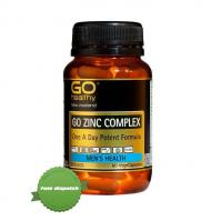 Buy gohealthy zinc comp vcaps 60 - Speedy Dispatch