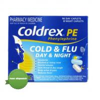 Coldrex Cold Flu Day and Night Tablet 24 Tablets Pack - Zea