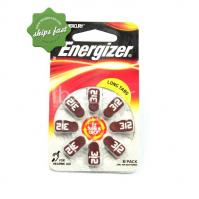 Buy Energizer Hearing Aid and Battery AZ 312DPA 4 online - Ships Fast