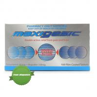 Buy maxigesic pain relief 100s tabs - Speedy Dispatch