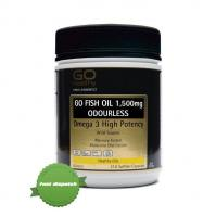 Buy gohealthy fish oil 1500 o/l 210 -