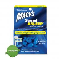Buy ear plugs mack sound asleep - Speedy Dispatch