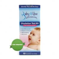 Buy Baby 4 You Ovulation Kit 10 online - Ships Fast