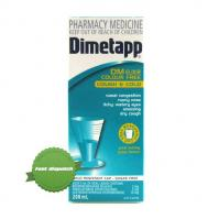Dimetapp DM Elixir Colour Free Cough and Cold 200ml -