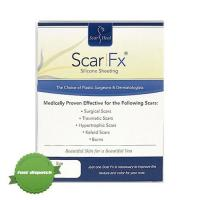 Buy Scar FX Silicone Sheet 3.75 cm x 7.5cm 1 Sheet Pack