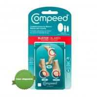 Buy Compeed Blister Mixed Pack 5 Various Sized Plasters -