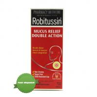 Robitussin Mucus Relief Double Action -