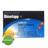 Dimetapp PE Sinus Day and Night Pack -