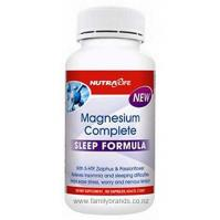 Buy nutra magnesium complete sleep 50 caps - Speedy Dispatch