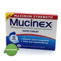 Mucinex Maximum Strength 1200mg 14s -
