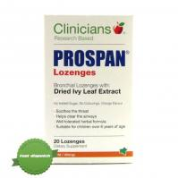 Buy Clinicians Prospan 20 Lozenges -