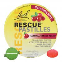 Buy rescue remedy pastilles cranb - Speedy Dispatch