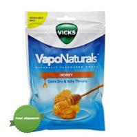 Buy vicks vaponaturals drops honey overnight courier anywhere in NZ