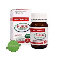 Buy Nutralife Probiotic 50 Billion 30 Capsules - Speedy Dispatch