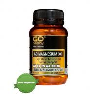 Buy gohealthy magnesium sleep 60 - Speedy Dispatch
