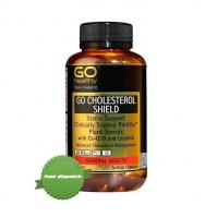 Buy Go Healthy Cholesterol Shield 30 Capsules - Ships Fast