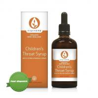 Buy Kiwiherb Childrens Throat Syrup 200ml - Ships Fast