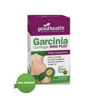 Buy Good Health Garcinia Cambogia 9000plus 60 Capsules - Fast Shipping