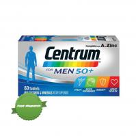 Buy centrum for men 50 plus 60 tablets - Ships Fast