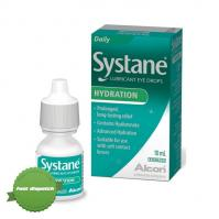 Buy Systane Lubricating Eye Drops Hydration UD 10ml - Ships Fast