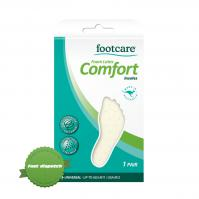 Buy Footcare Foam Latex Comfort Insoles 1 Pair - Speedy Dispatch
