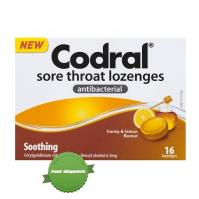 Buy codral throat antibact honey lem 16 loz - Speedy Dispatch