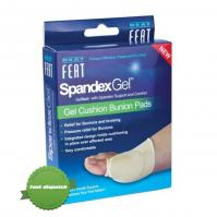Buy Neat Feat Spandex Gel Cushion Bunion Pads Medium - Ships Fast