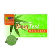 Buy sbm professional drug test marijuana 5 test pack - Ships Fast