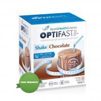 Buy Optifast Shake Chocolate 12 x 53g - Speedy Dispatch