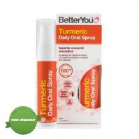 Buy B Y Turmeric Daily Oral Spray 25ml - Speedy Dispatch