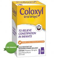 Coloxyl Drops 30ml - Constipation - Fast Dispatch